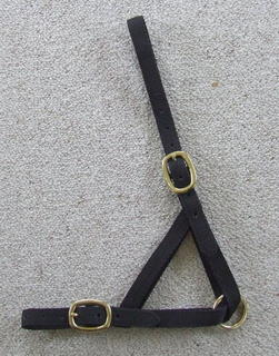 Halter - Cow Tethering  - Brass Fittings