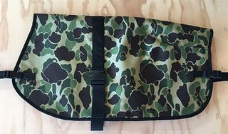 CALF COVER - CAMOUFLAGE WITH THERMAL LINING