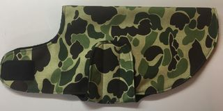 Cria Wrap Around Cover - Camouflage