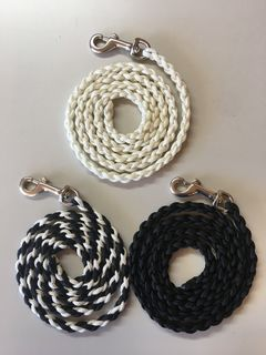 Braided Leads - Nickel Snap