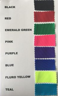 Oxford Nylon Colours